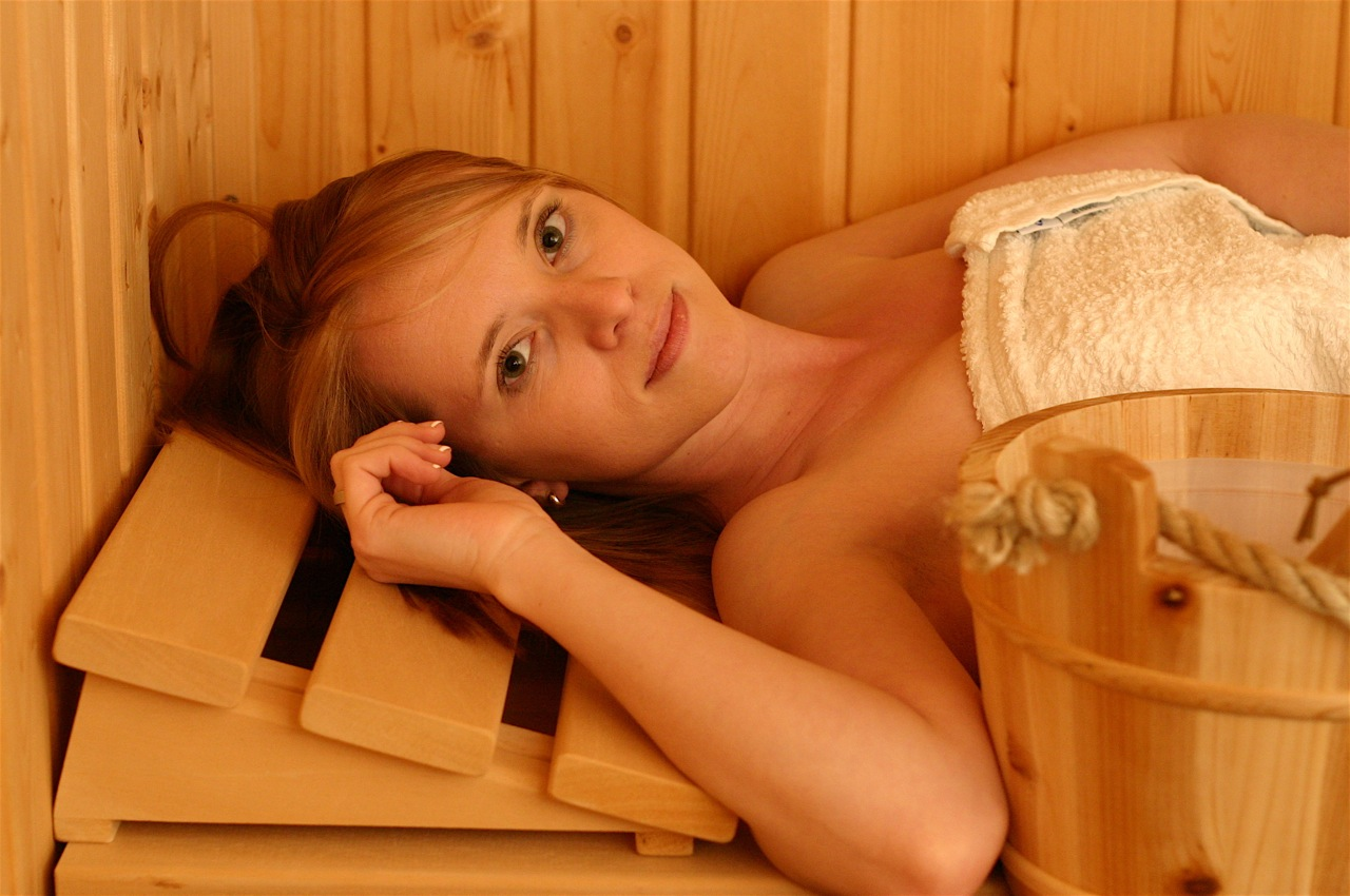 Фото девушки русская баня 23 фотография
