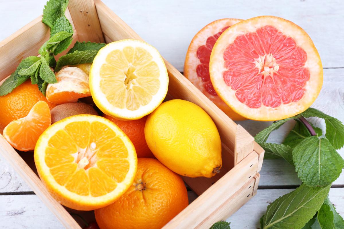 Faites le plein de vitamine C avec les agrumes !