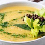 Idées de recettes légères pour les repas d'hiver