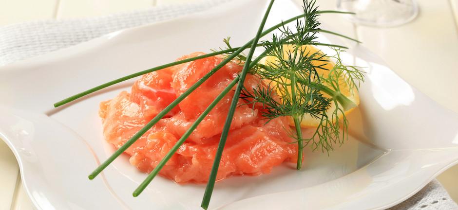 Idées de recettes de saumon