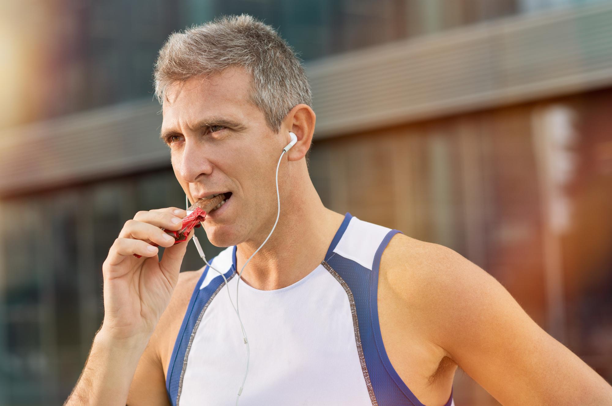 L'alimentation du sportif : manger ce qu'il faut au bon moment !