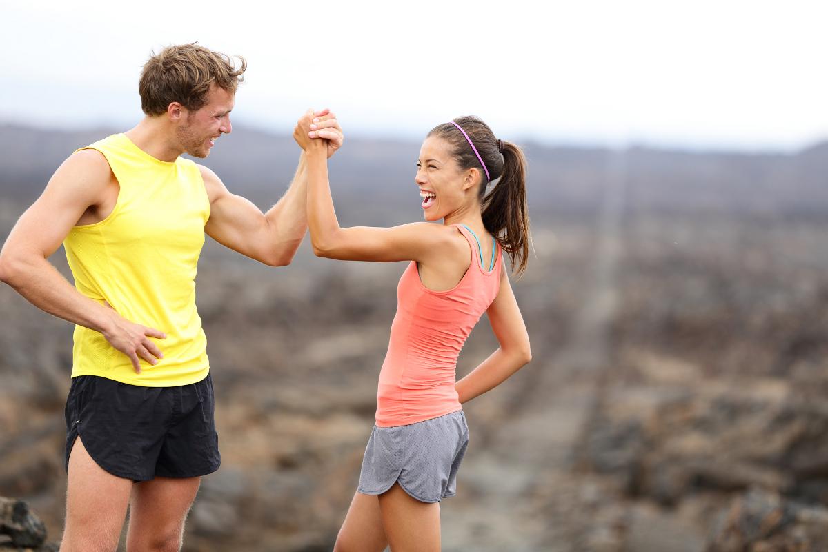 Comment perdre du poids en couple ?