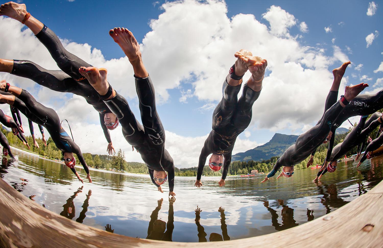 Vous courrez, pédalez ou nagez ? Et si vous faisiez un triathlon ?
