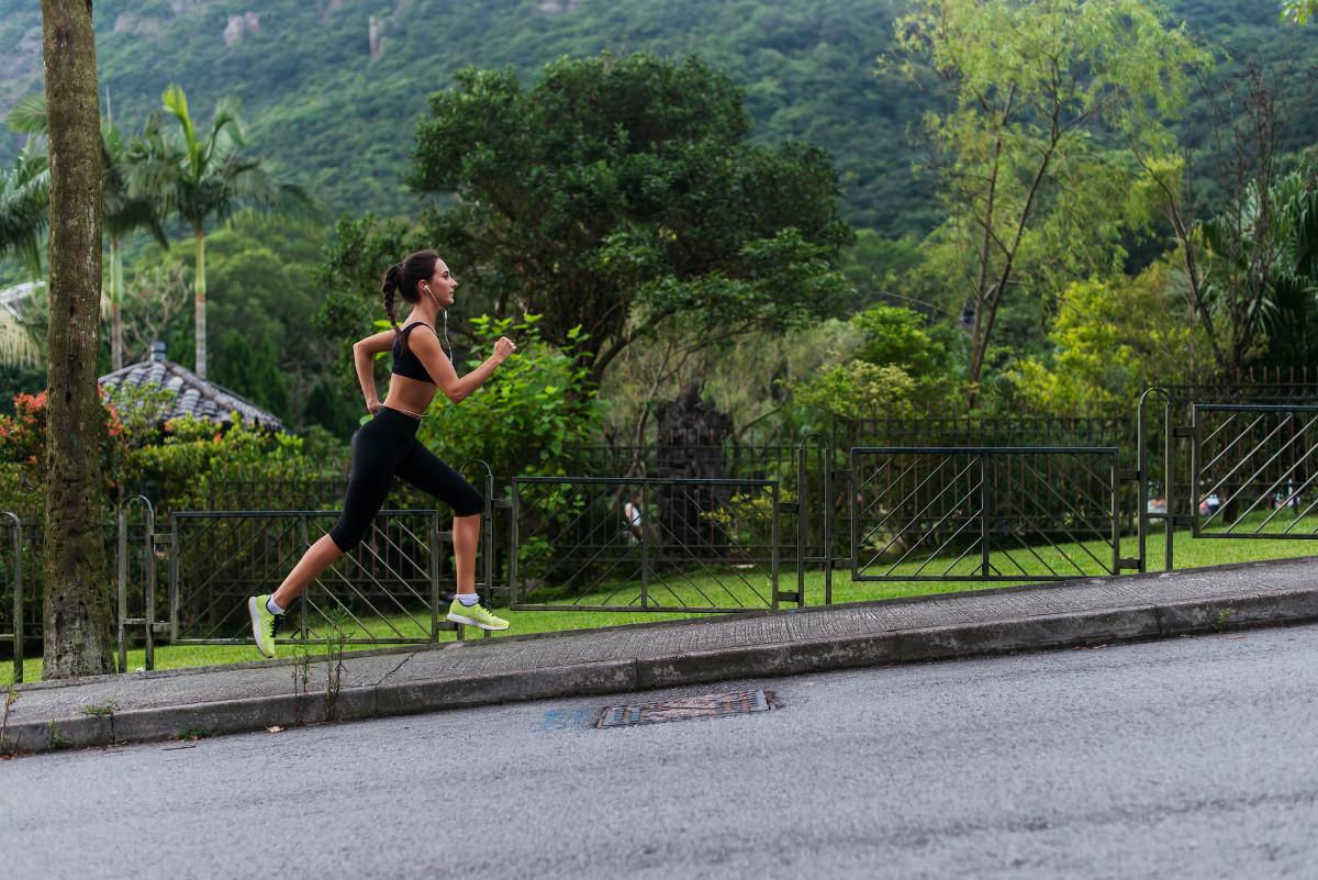 Running : comment gérer les dénivelés ?