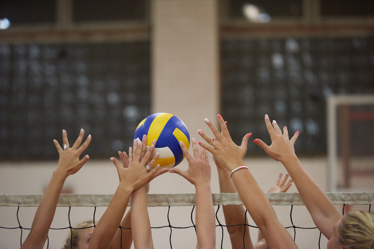 Les avantages du volley-ball