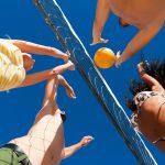 Le beach volley cet été, musculation et cardio garantis