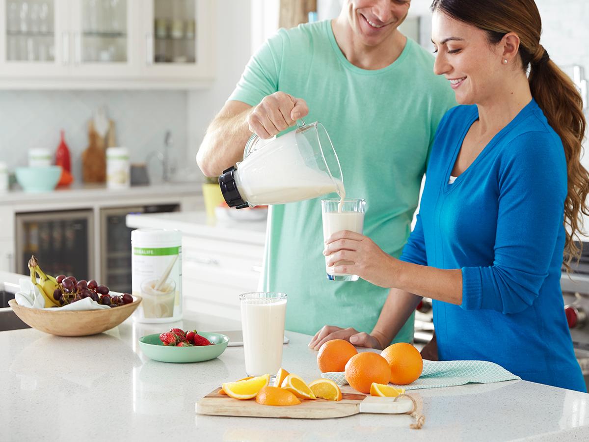 Commencez la journée par un petit déjeuner équilibré