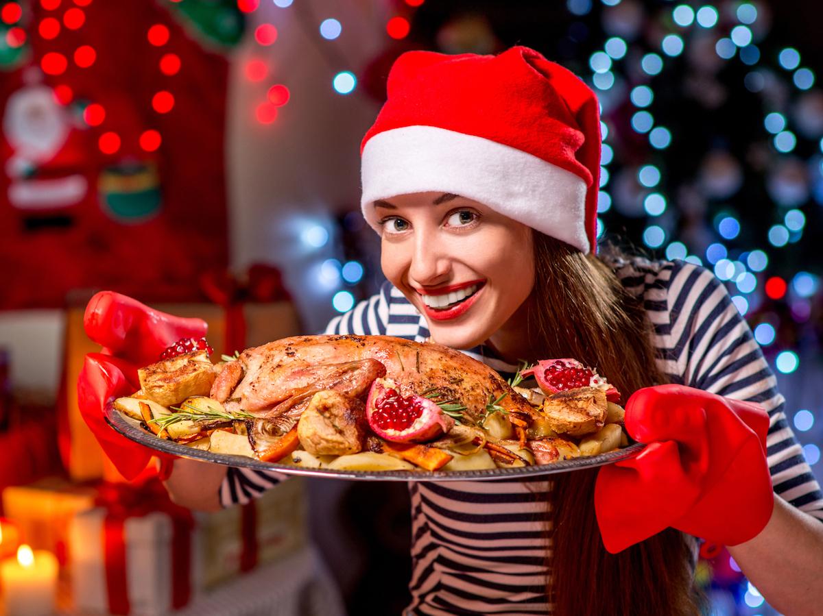 Gérer les repas de fêtes quand on souhaite perdre du poids