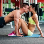 Saint-Valentin : 5 exercices de musculation à faire à deux !