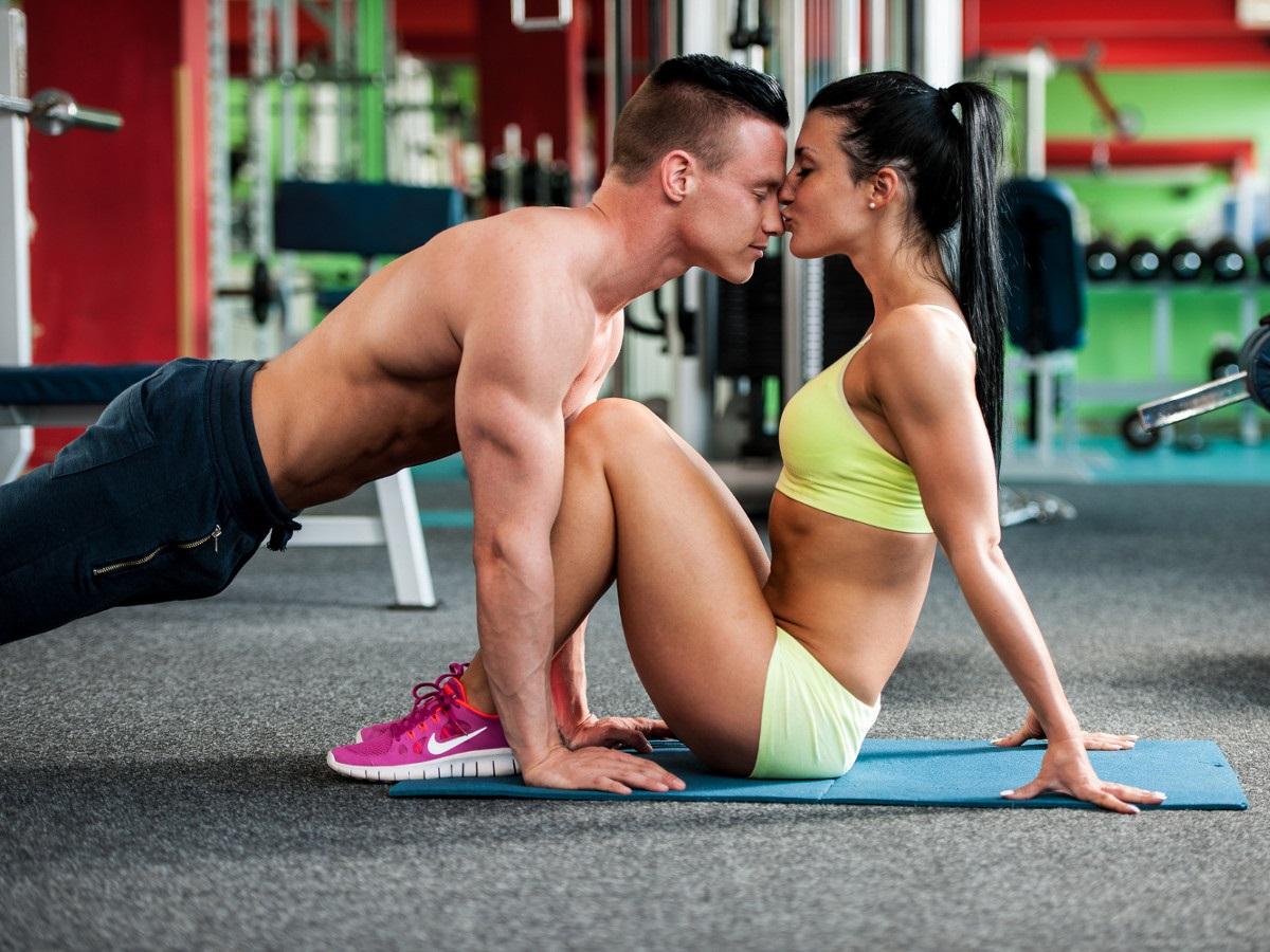 Saint-Valentin : 5 exercices de musculation à faire à deux !