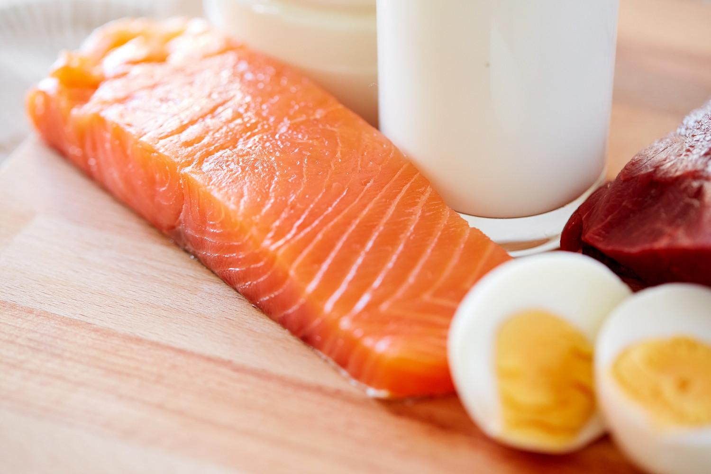 Protéines et contrôle de poids