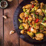 4 idées recettes faciles de poulet