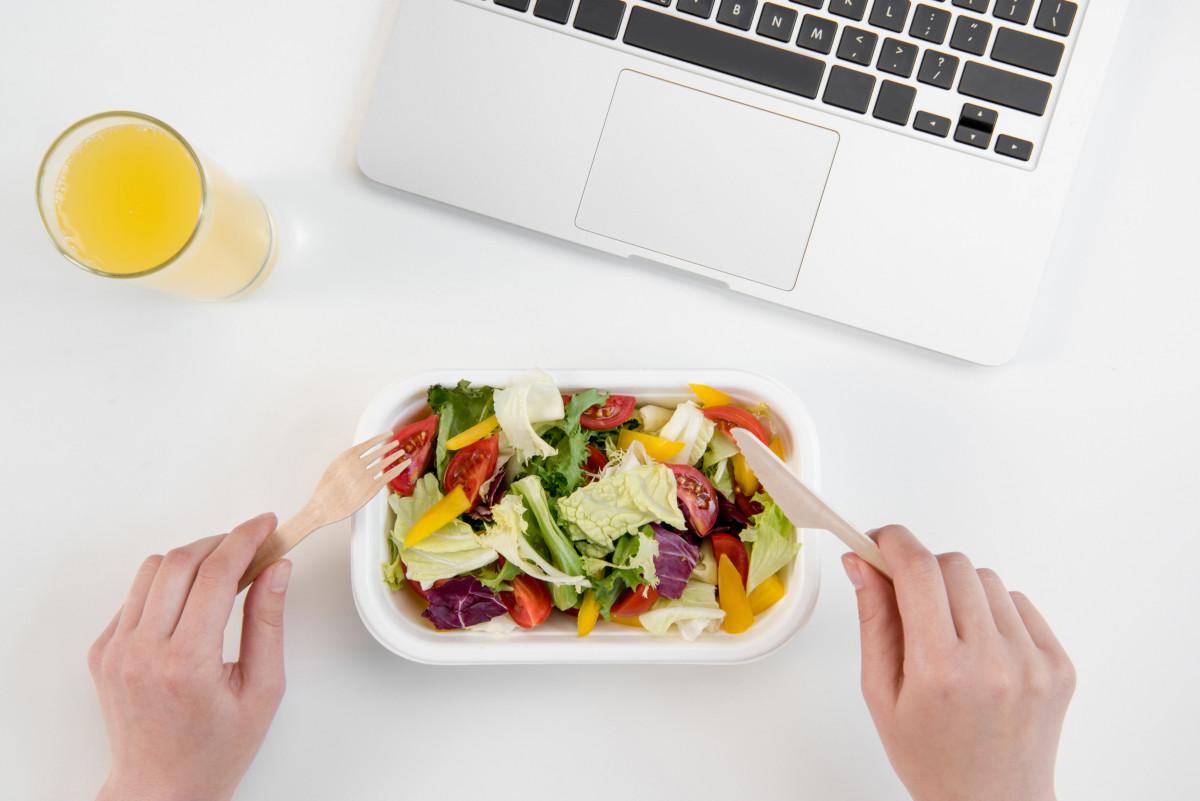 Comment les personnes occupées peuvent-elles bien manger ?