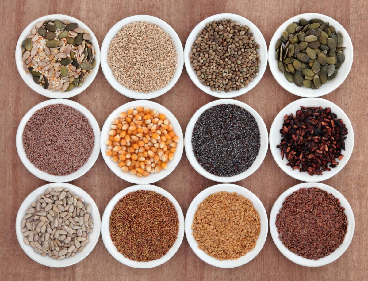 Quels sont les bienfaits des graines ?