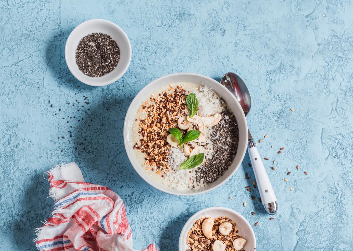 Perdre du poids avec les graines ?