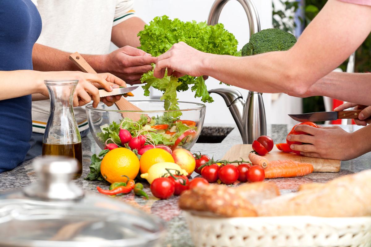 Conseils de préparation des repas pour familles débordées