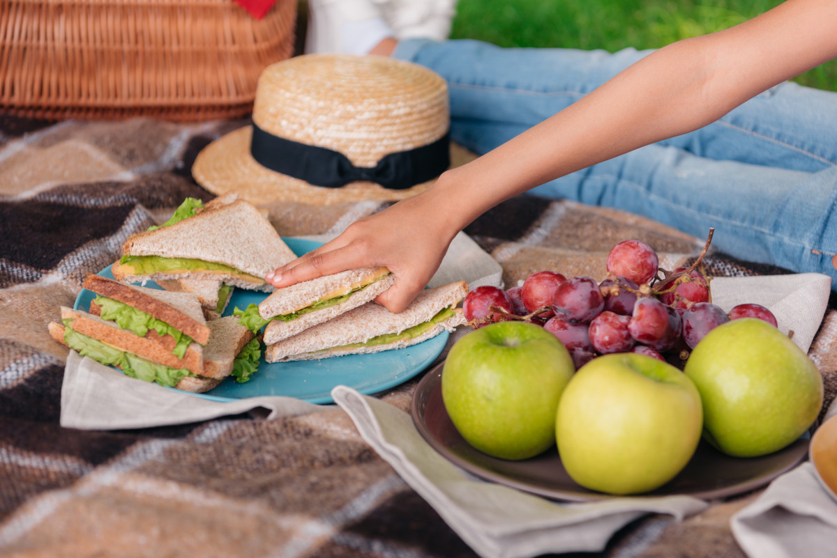 Nos idées de recettes faciles pour faire un sandwich