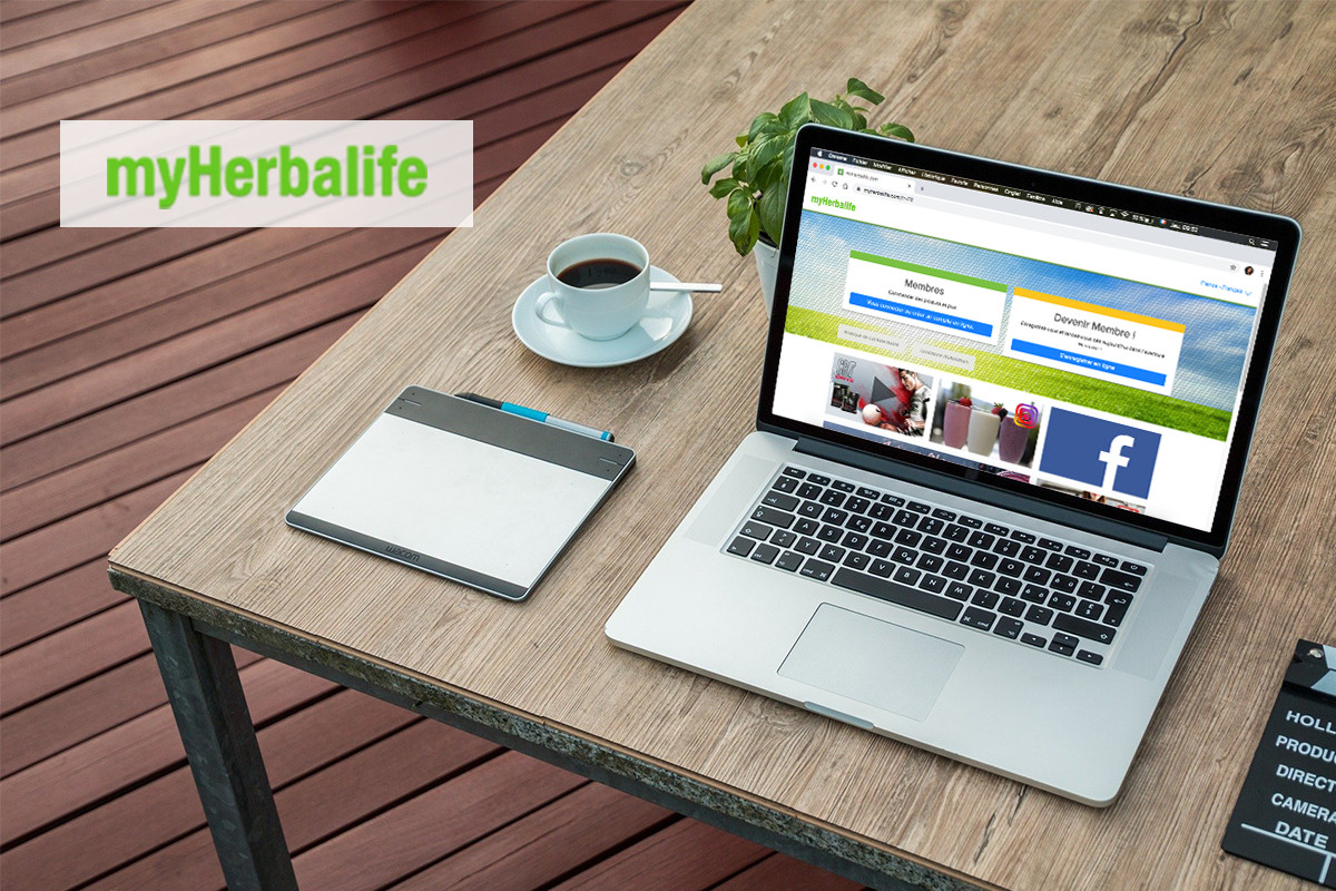 Présentation de MyHerbalife.com