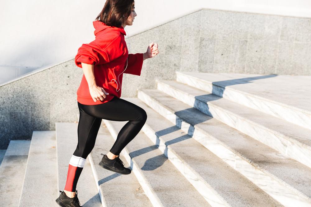Perdre du poids et faire du sport grâce à un escalier ?