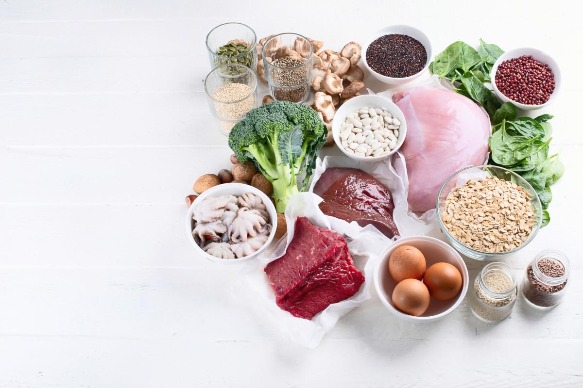 Quels aliments contiennent du fer ?