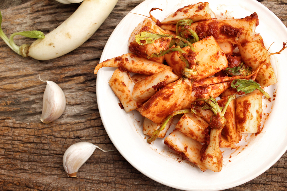 Tendance nutrition : les bienfaits du kimchi !