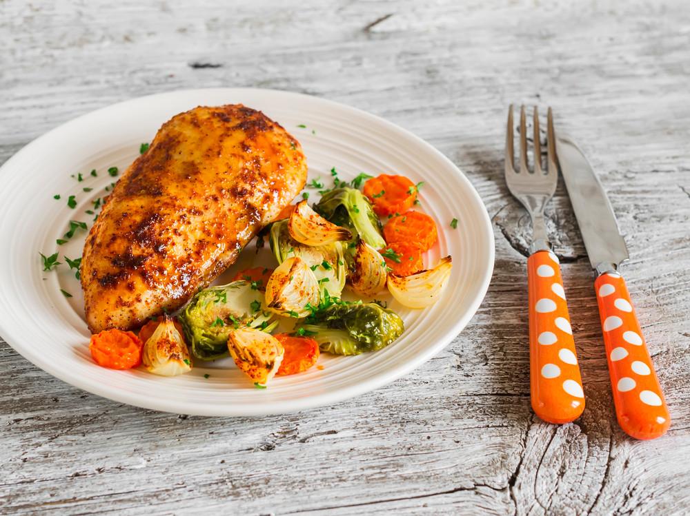 Menus sur 3 jours pour un régime à 1200 calories efficace