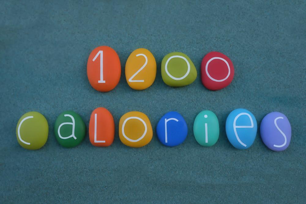 Perte de poids : vue d'ensemble du régime à 1200 calories par jour