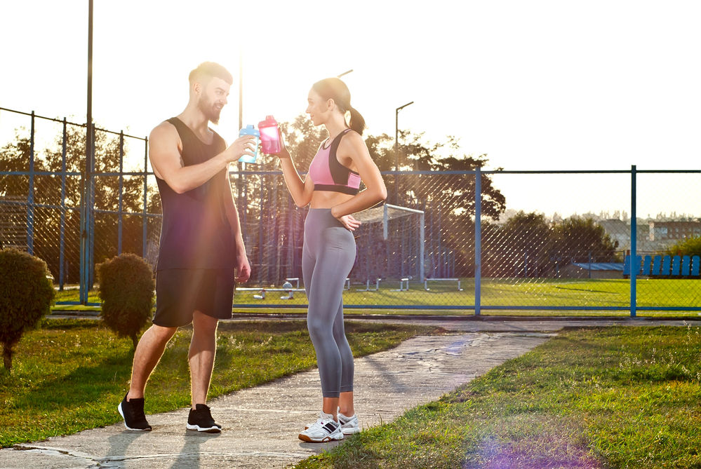 Vous faites du sport mais prenez du poids : pourquoi ? Vous ne buvez pas assez
